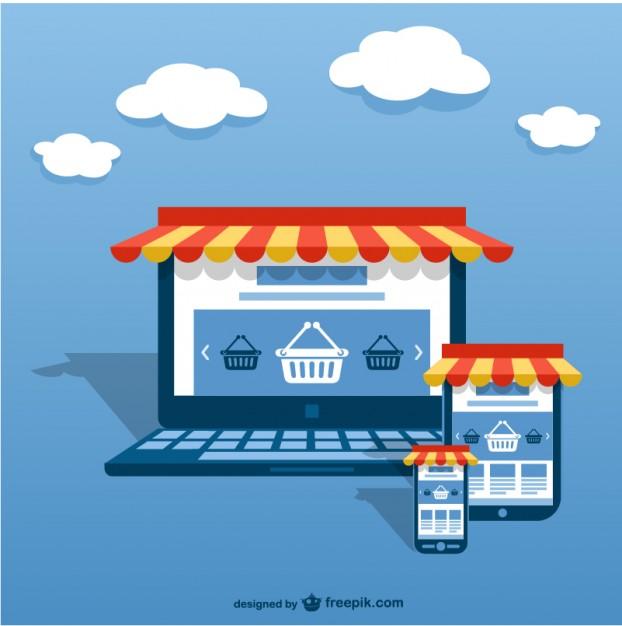e-business-concept-vector_23-2147499037
